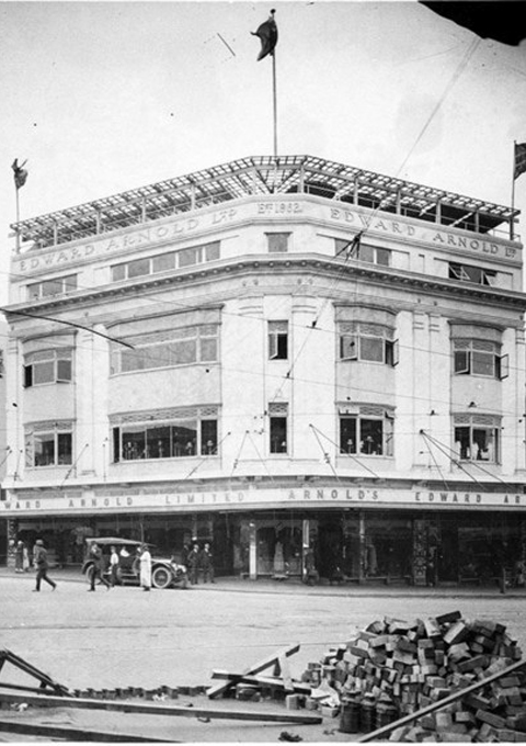 Adams House Darlinghurst 1920 480X680